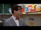 Большое приключение Пи-Ви / Pee-wee's Big Adventure - Тим Бартон (1985)